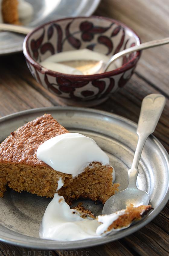 Lemon-Vanilla Almond Cake {Paleo} 2