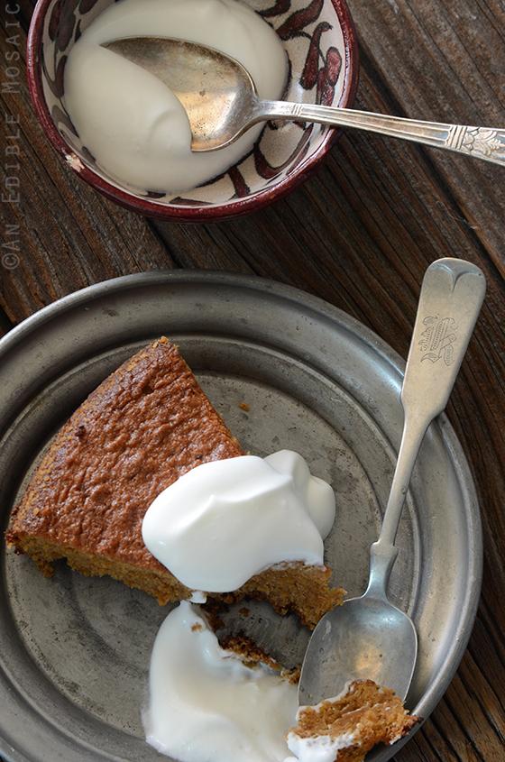 Lemon-Vanilla Almond Cake {Paleo} 3