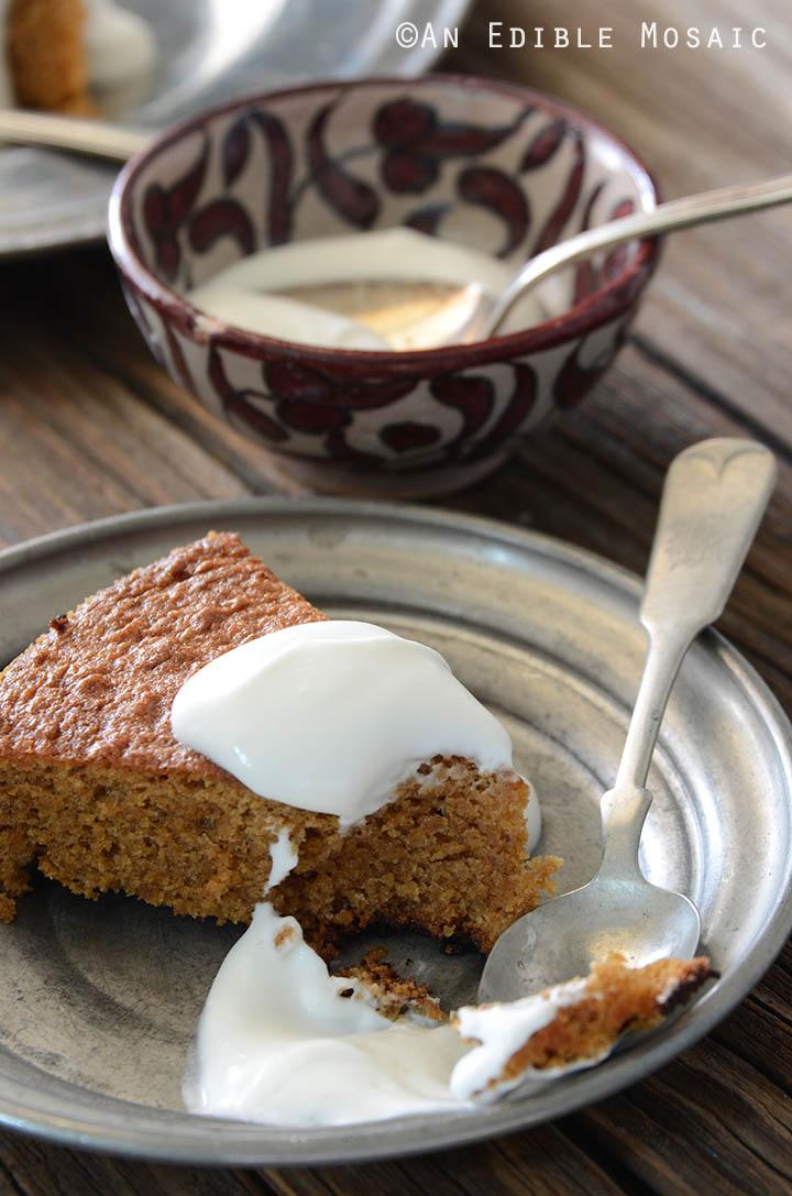 Lemon-Vanilla Almond Cake Recipe {Paleo} 1