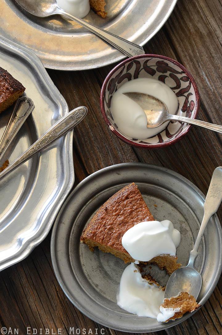 Lemon-Vanilla Almond Cake Recipe {Paleo} 2