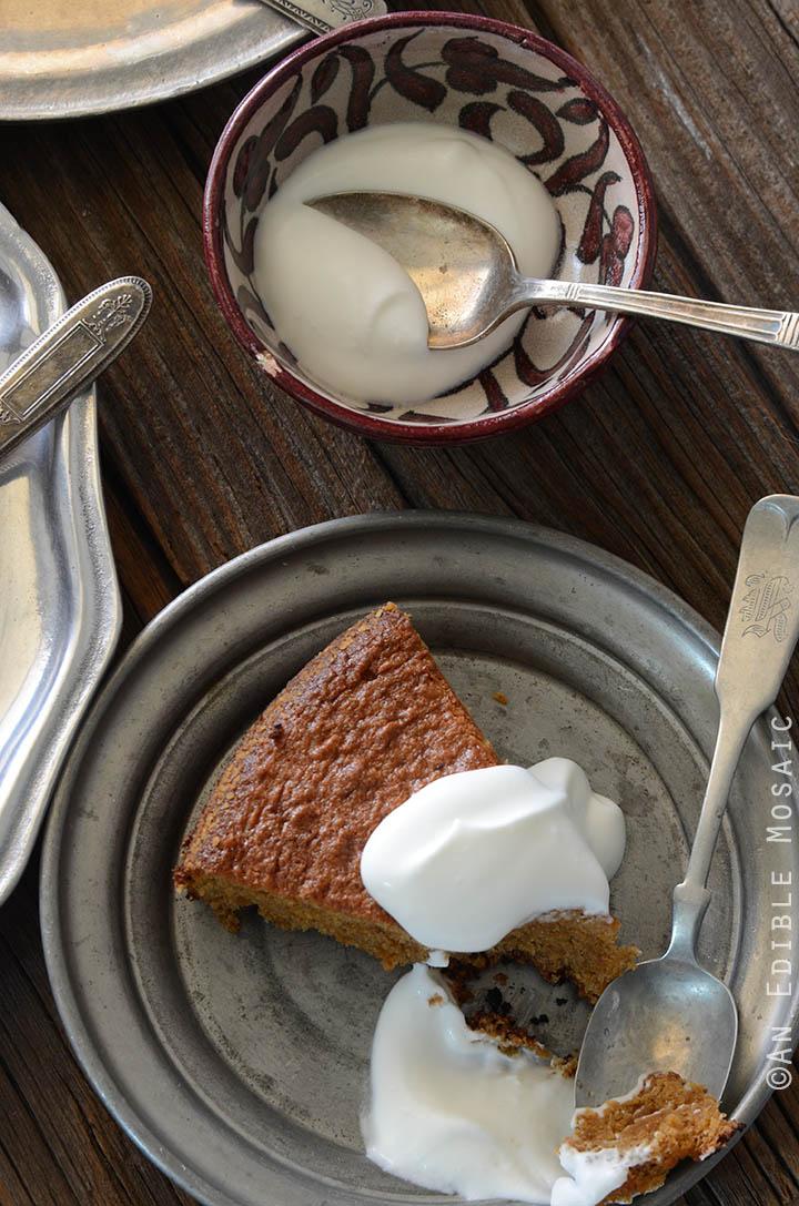 Lemon-Vanilla Almond Cake Recipe {Paleo} 3
