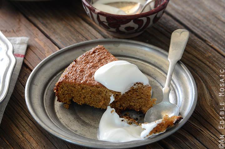 Lemon-Vanilla Almond Cake Recipe {Paleo} 4