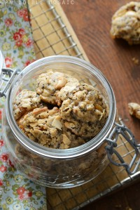 The Ultimate Granola Cookies