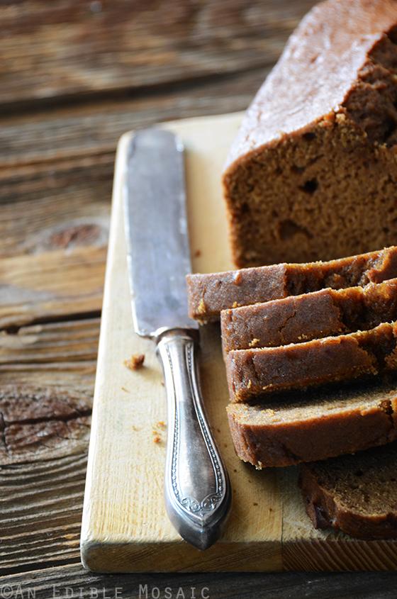 Date Loaf Cake 2