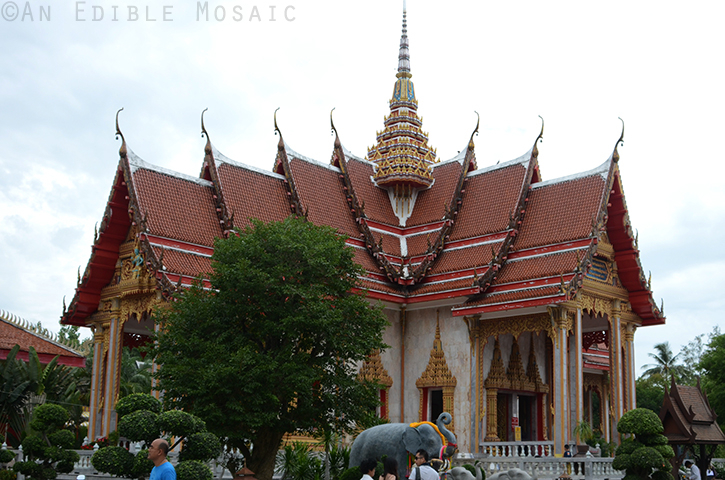 Wat Chalong Temple 3