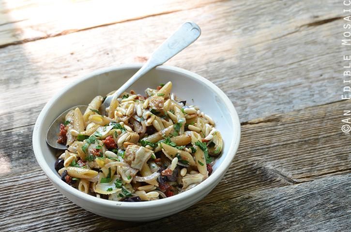Mediterranean Pasta Salad 3