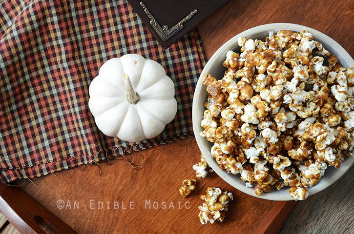 Butterbeer Popcorn 5
