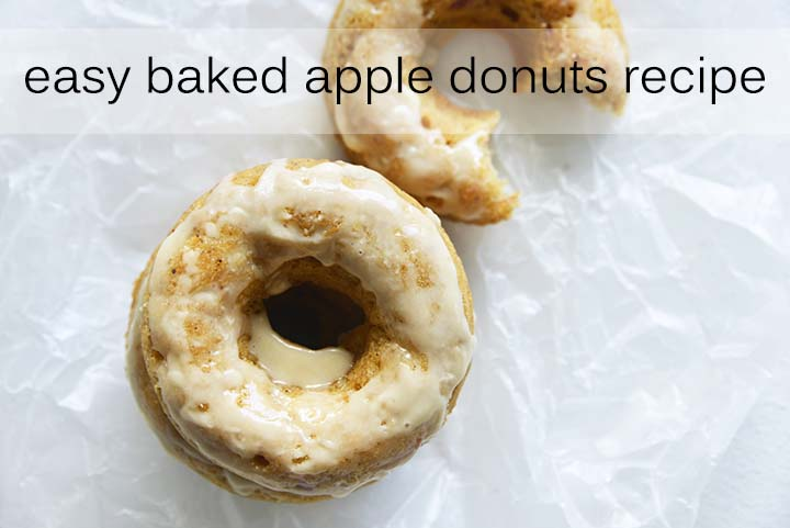 Easy Baked Apple Donuts Recipe with Description