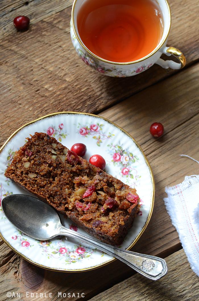 Paleo Cranberry Pecan Loaf 5
