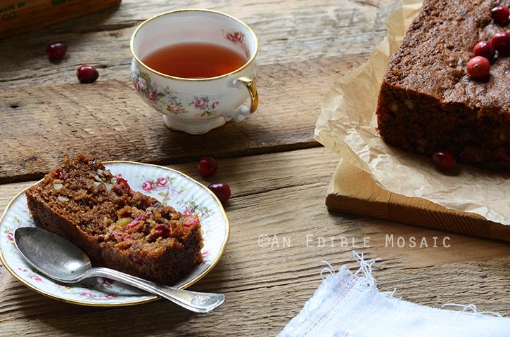 Paleo Cranberry Pecan Loaf 6