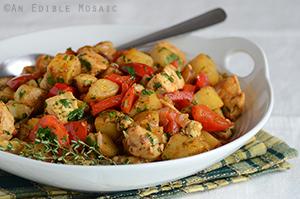 Turkey Vegetable Hash