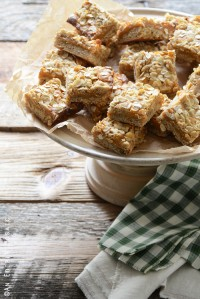 Salted Butterscotch Oat Bars