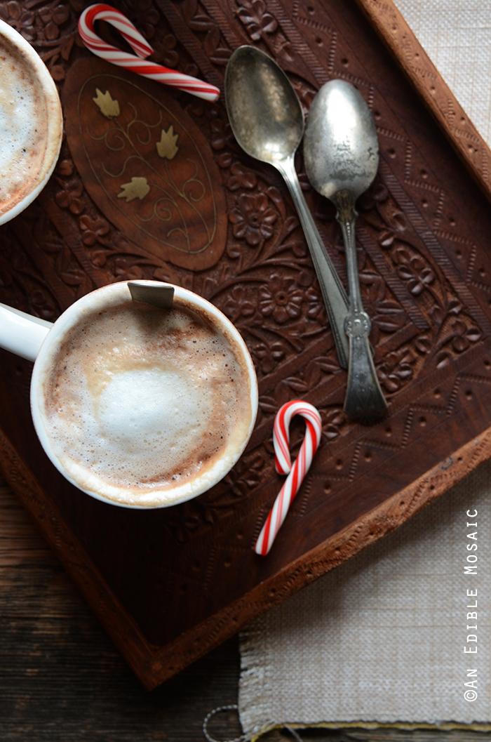 Skinny Vanilla-Peppermint Mocha Lattes 2