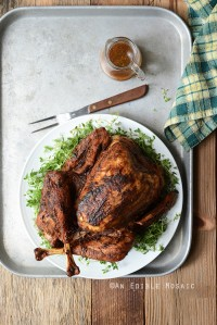 Smoky Spiced Peanut Butter Turkey