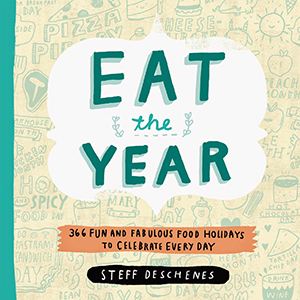 Eat The Year cover