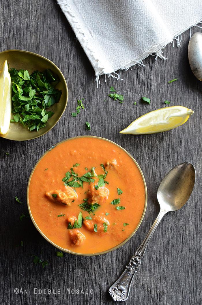 Chicken Tikka Masala Soup 2