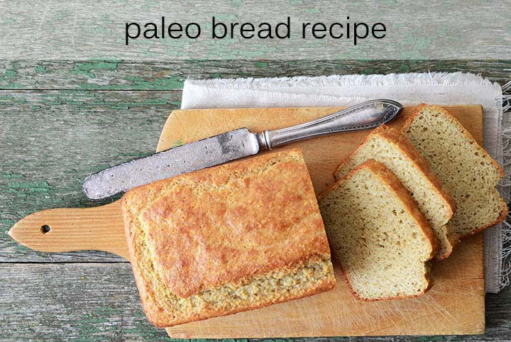 Paleo Bread Recipe with Description