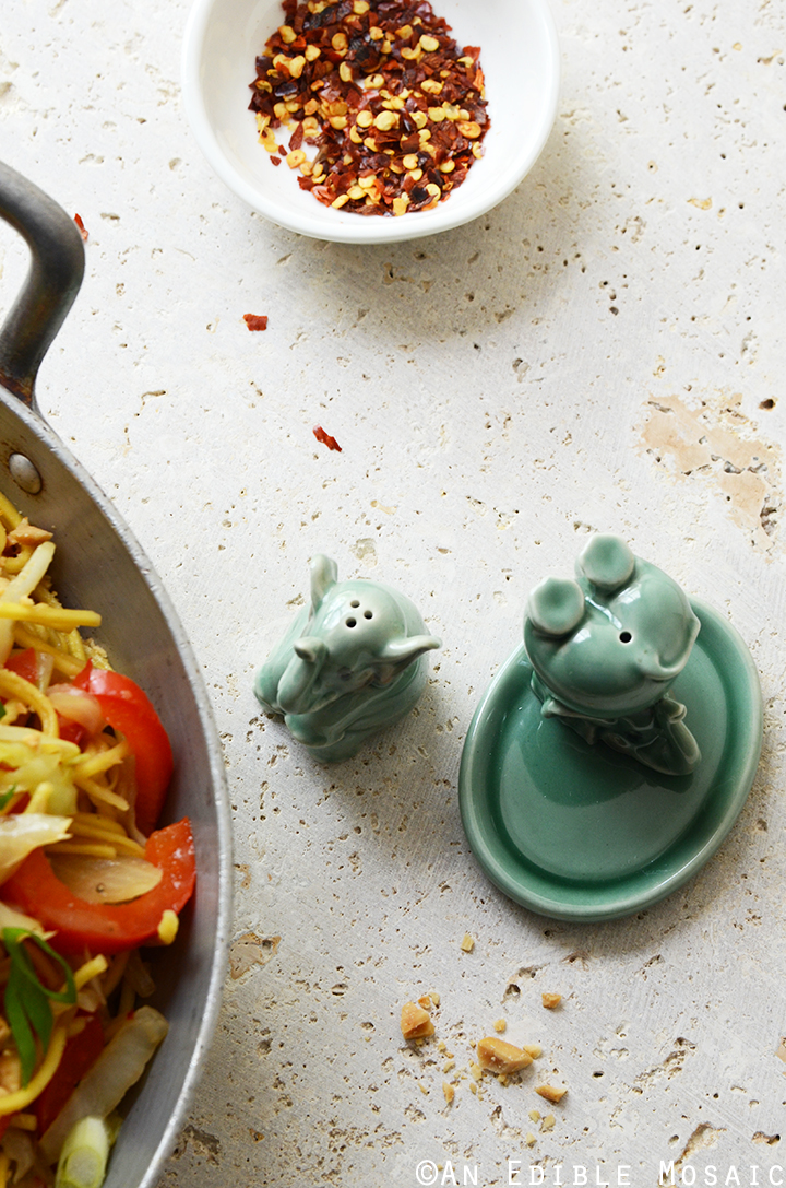 Elephant Salt and Pepper Shaker Set