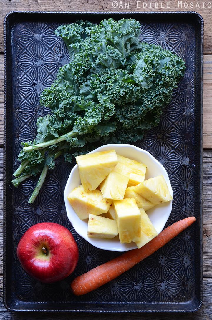 Fresh Produce for Juice