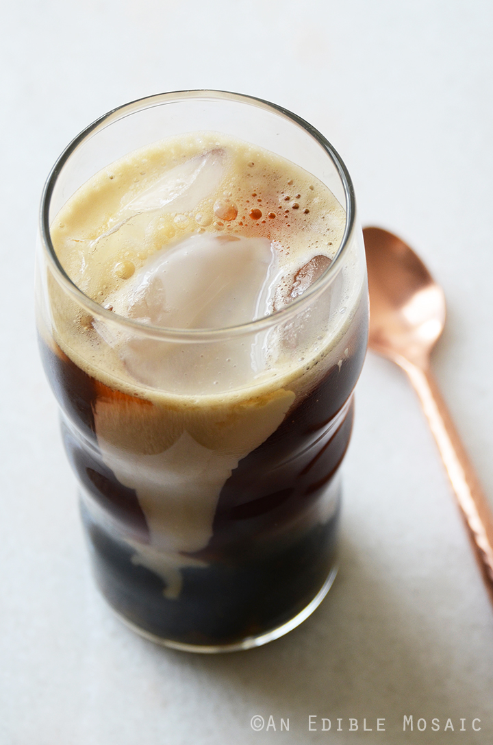 Iced Bubble Coffee 3