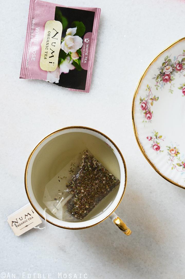 Numi White Rose Tea
