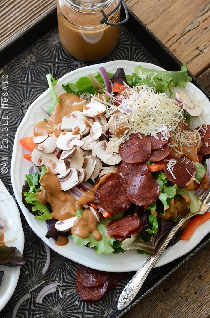 Pizza Salad 2