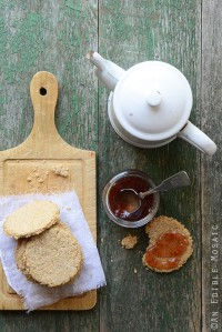 Scottish Oat Cakes {Gluten-Free}