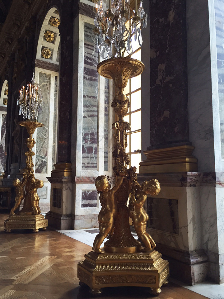 Versailles Hall of Mirrors 4