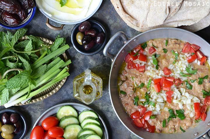 egyptian foul mudammas recipe