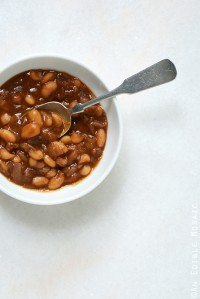 Vegan Boston Baked Beans {Small-Batch}