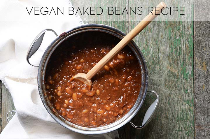 Vegan Baked Beans Recipe with Description
