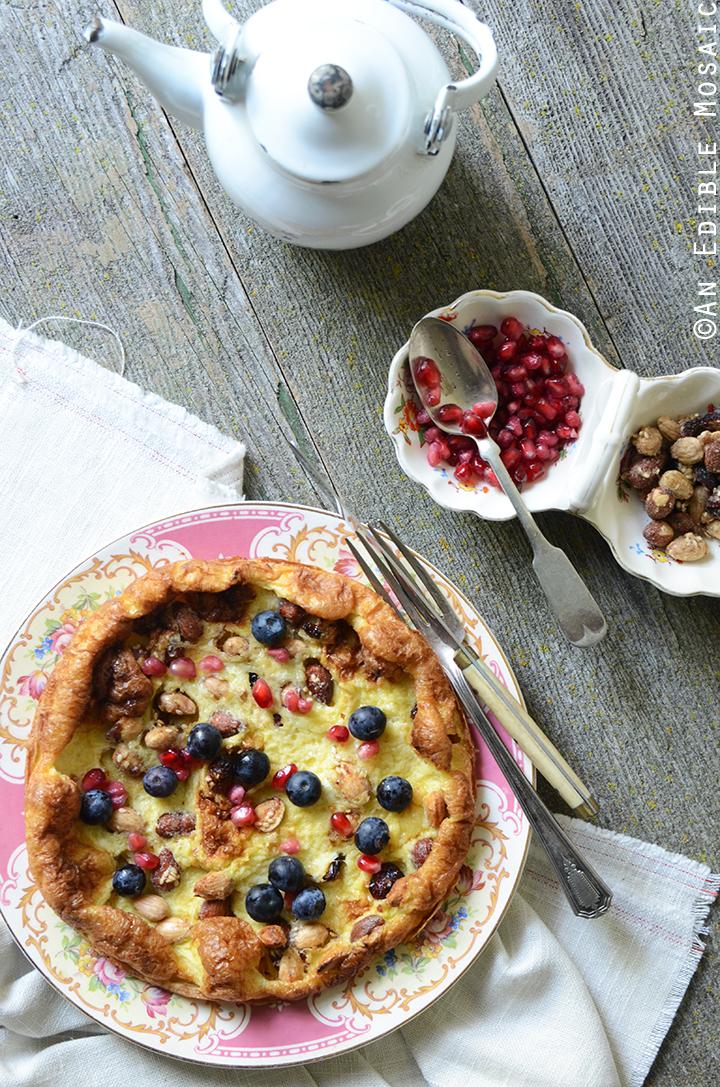 15-Minute Dutch Baby Pancake for One {Gluten-Free} 3