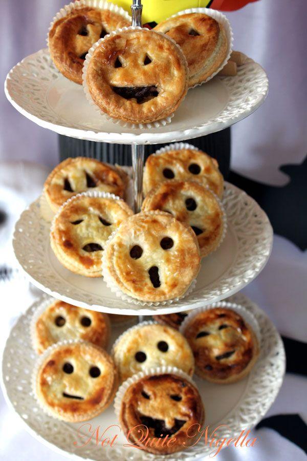 Goblin Pies from Not Quite Nigella