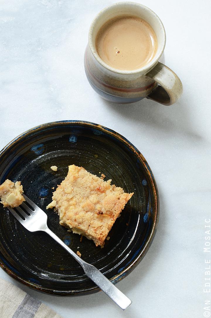Streusel-Topped Apple Cinnamon Custard Cake 2