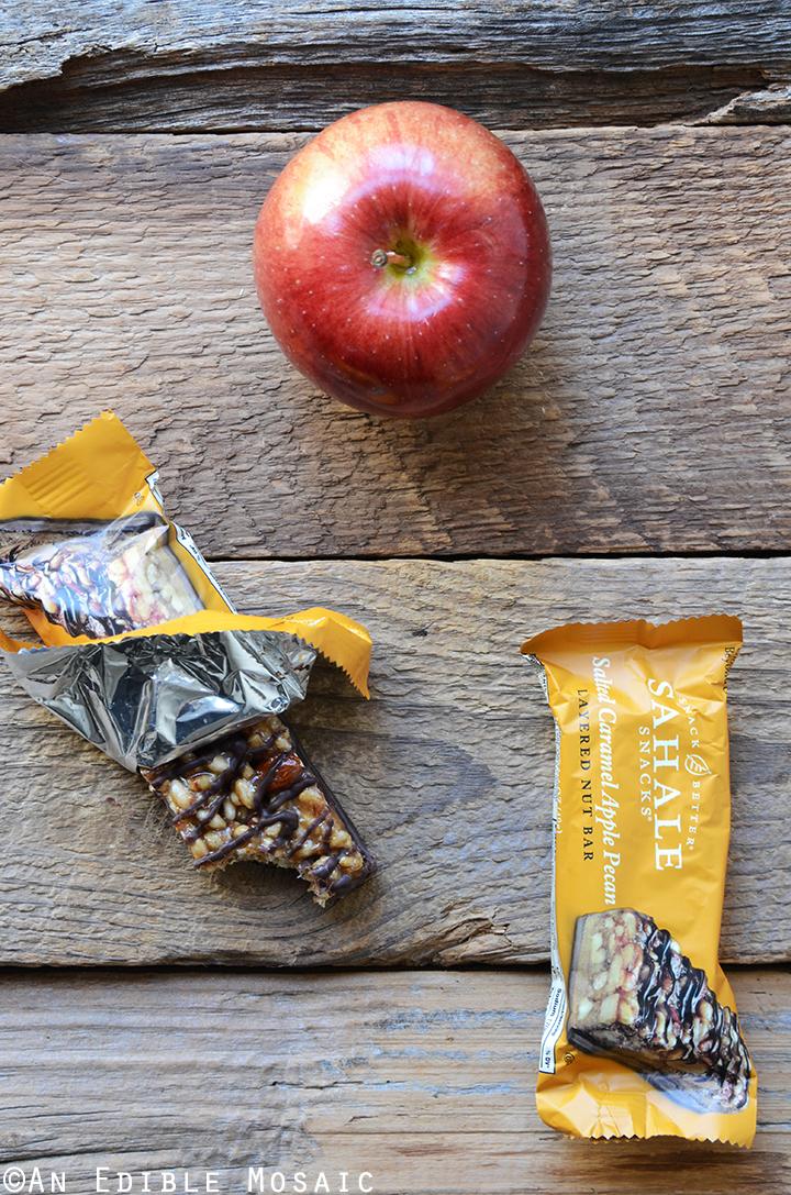 Sahale Snacks Layered Nut Bar