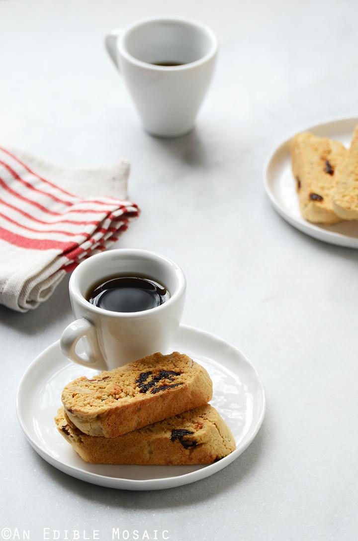 Cherry Almond Biscotti {Gluten-Free} 4