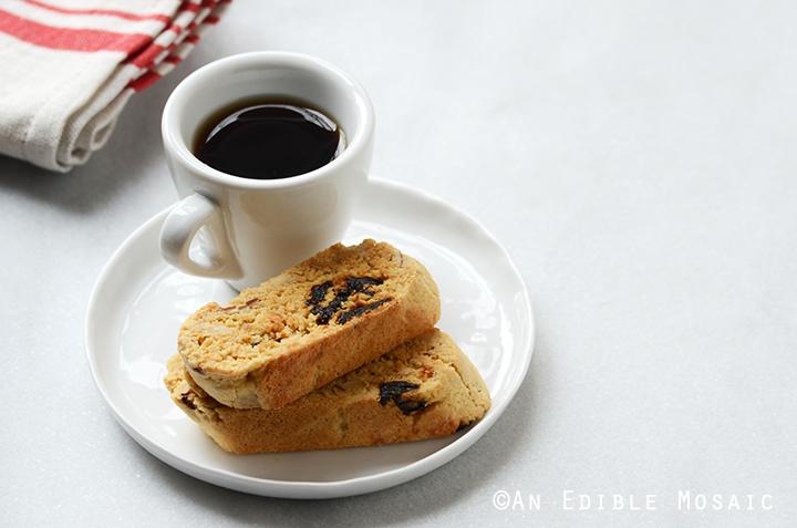 Cherry Almond Biscotti {Gluten-Free} 6