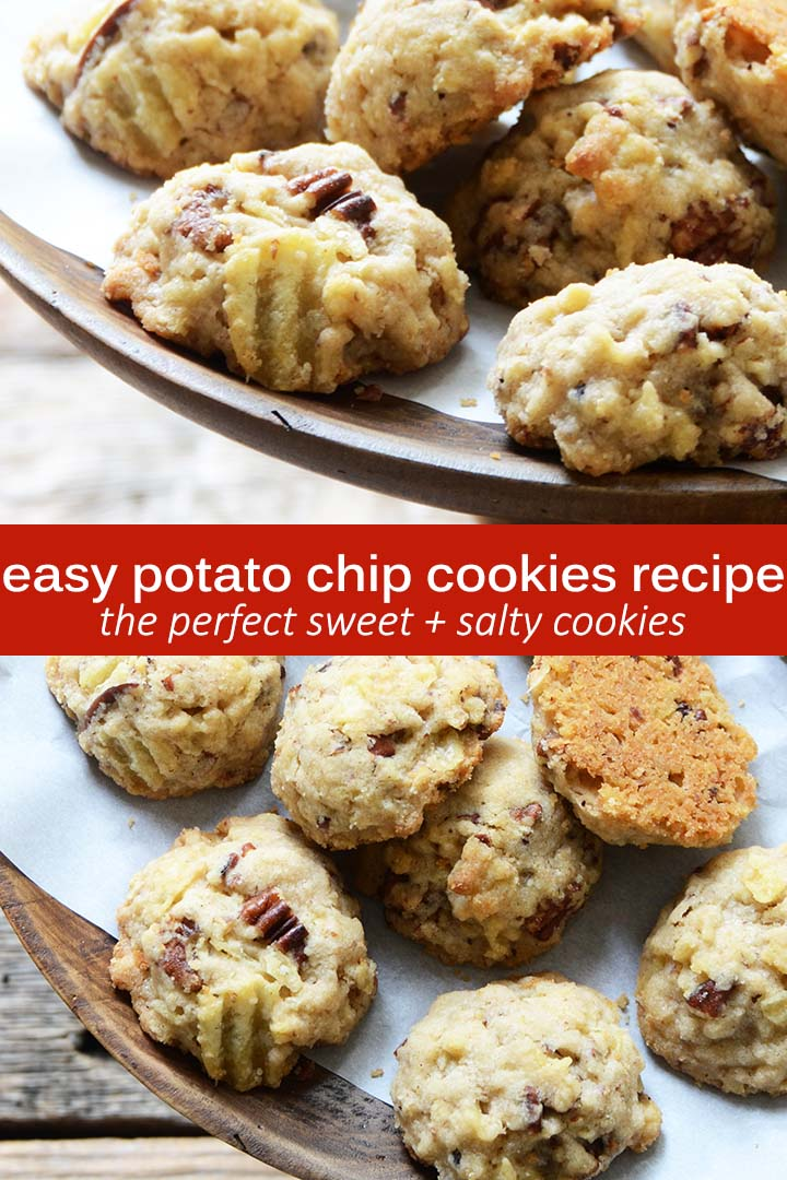 Potato Chip Cookies Pin