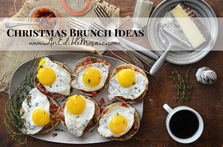 The BEST Christmas Brunch Ideas with Description
