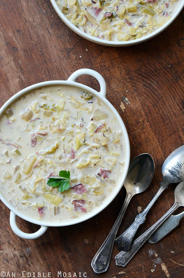 Creamy Reuben Soup 1