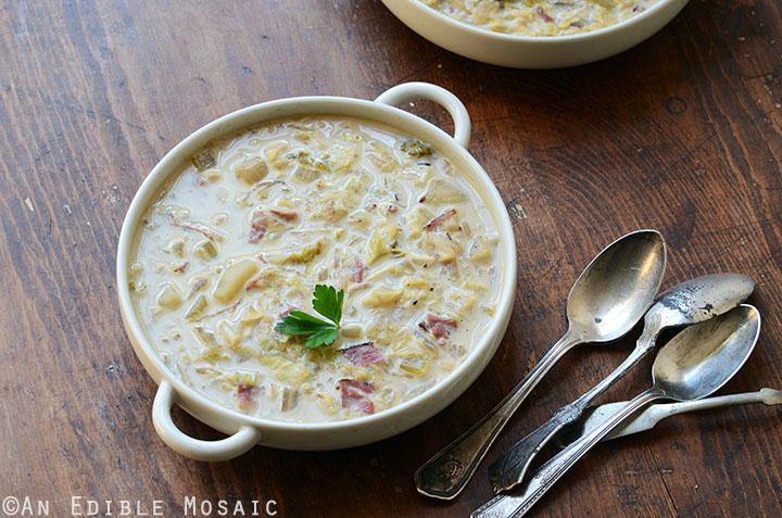Creamy Reuben Soup 4