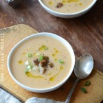 Cheesy Cauliflower Soup Recipe with Beer
