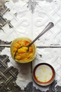Vanilla Mango Preserves