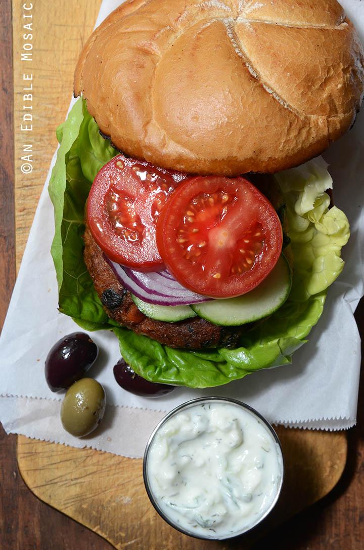Spanakopita Turkey Burgers 2
