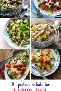10+ Perfect Salad Recipes for Labor Day