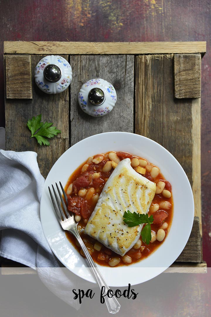 Spa food recipes easy