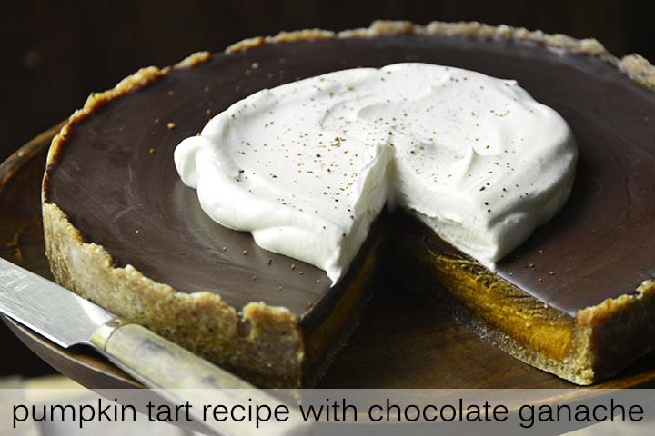 Pumpkin Tart Recipe with Description
