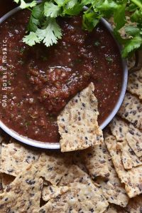 Cheater's Salsa {Paleo; Whole30}