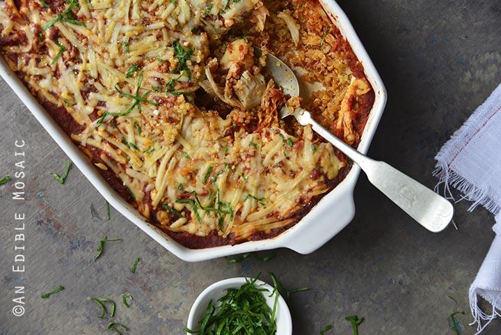 easy-5-ingredient-chicken-parmesan-quinoa-casserole-5