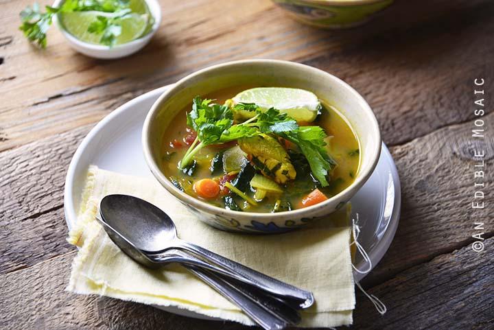 Paleo Detox Soup Recipe